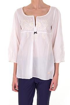 Odd Molly evergreen blouse