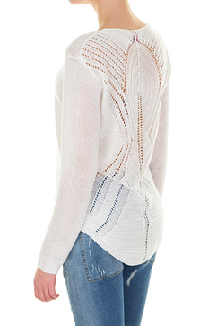 Lilly og Sweden Maria knittop