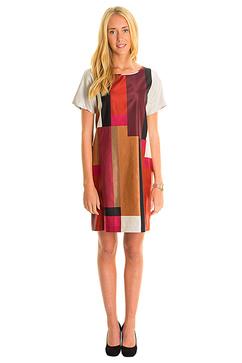Turnover korta klänning från Lilla Butiken i Vänersborg