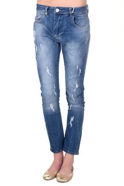 Jeans gjorda av Line of Oslo