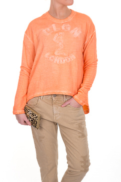 Religions college tröja i orange